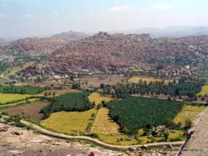Anjaneya Hilltop view