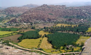 Areas of Hampi
