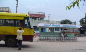 Kamalapura Bus Station