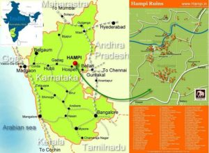 How to reach Hampi ?