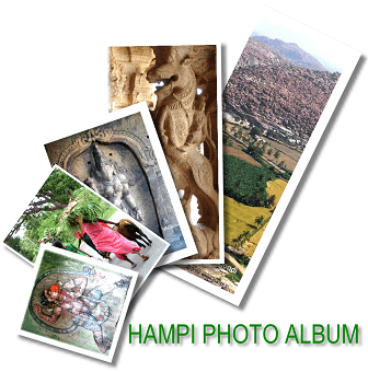 Hampi photo album