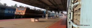 Chennai to Hampi