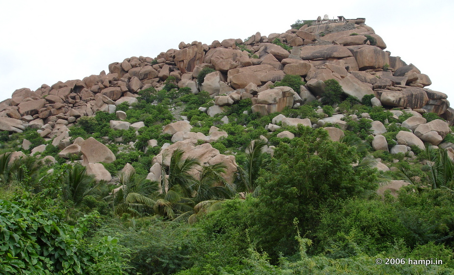 Top Viewpoints in Hampi