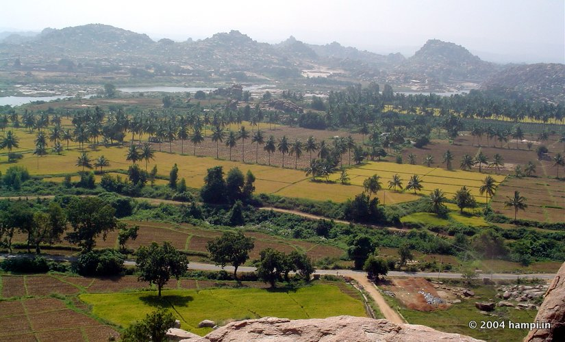 1 Day Hampi Itinerary